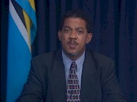 Hon. Mario Michel Addresses the Nation on Tropical Storm Chantal